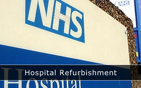 Hospital refurbishment